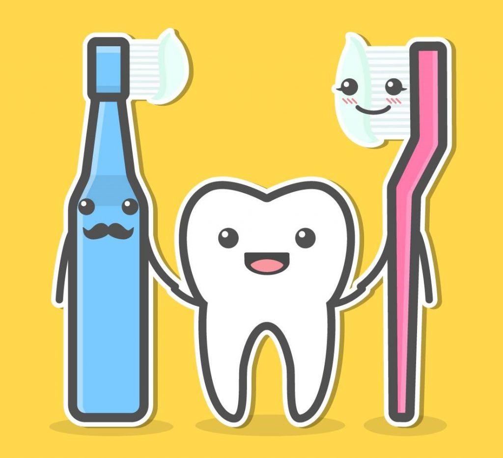 χειροκίνητη-vs-ηλεκτρική-οδοντοβουρτσα